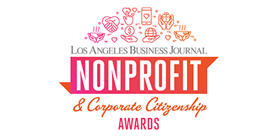 Los Angeles Business Journal Nonprofit & Corporate Citizenship Awards Logo
