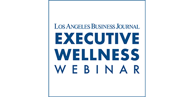Los Angeles Business Journal Executive Wellness Logo
