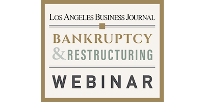 Los Angeles Business Journal Bankruptcy and Restructuring Logo