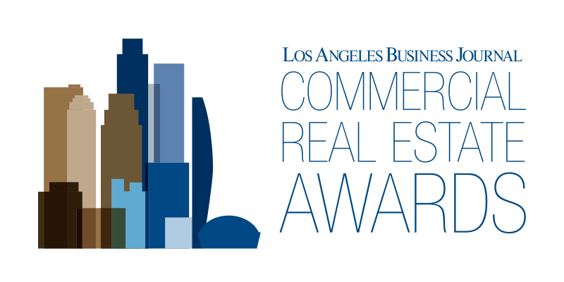 Los Angeles Business Journal Commercail Real Estate Awards Logo