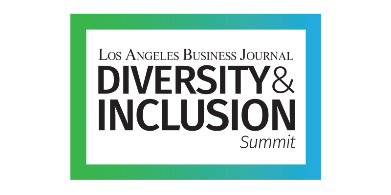 Los Angeles Business Journal Diversity and Inclusion Summit Logo