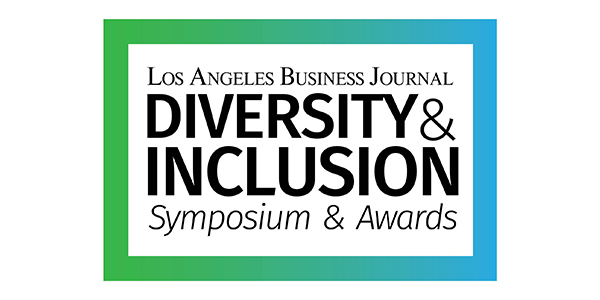 Los Angeles Business Journal Diversity & Inclusion Symposium & Awards Logo