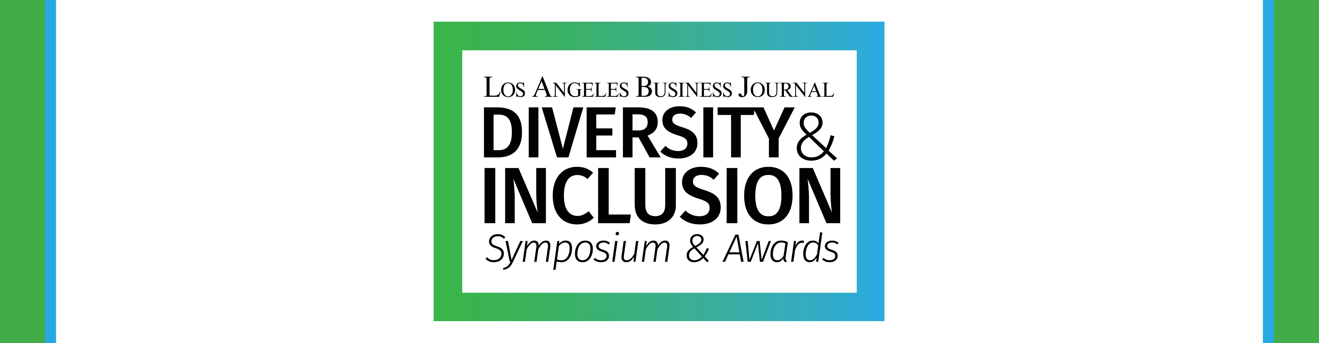 Los Angeles Business Journal Diversity and Inclusion Summit Event Banner
