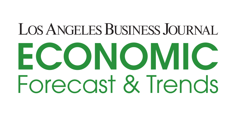Los Angeles Business Journal Economic Forecast and Trends Logo