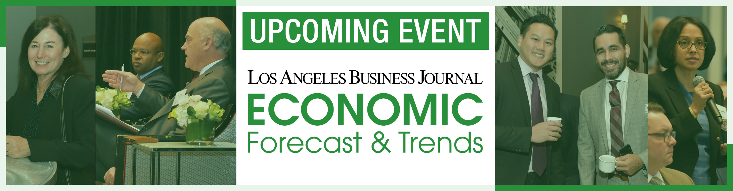 Los Angeles Business Journal Current and Upcoming Event
