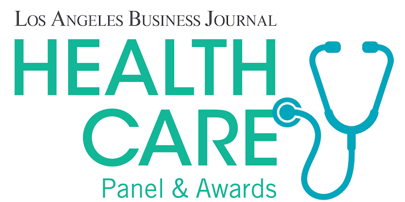 Los Angeles Business Journal Health Care Panel and Awards Logo