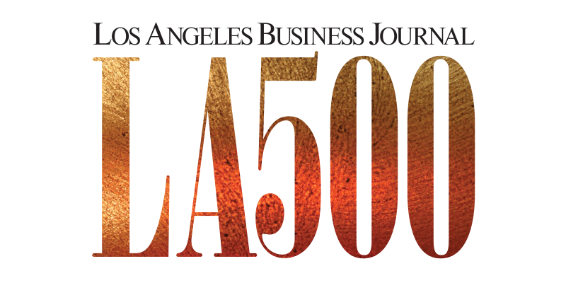 Los Angeles Business Journal LA500 Logo