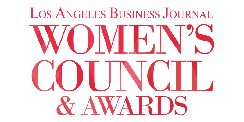 Los Angeles Business Journal Womens Council and Awards Logo