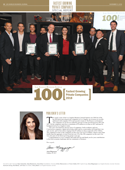 100 Fastest Growing Private Companies 2018 Los Angeles Business Journal